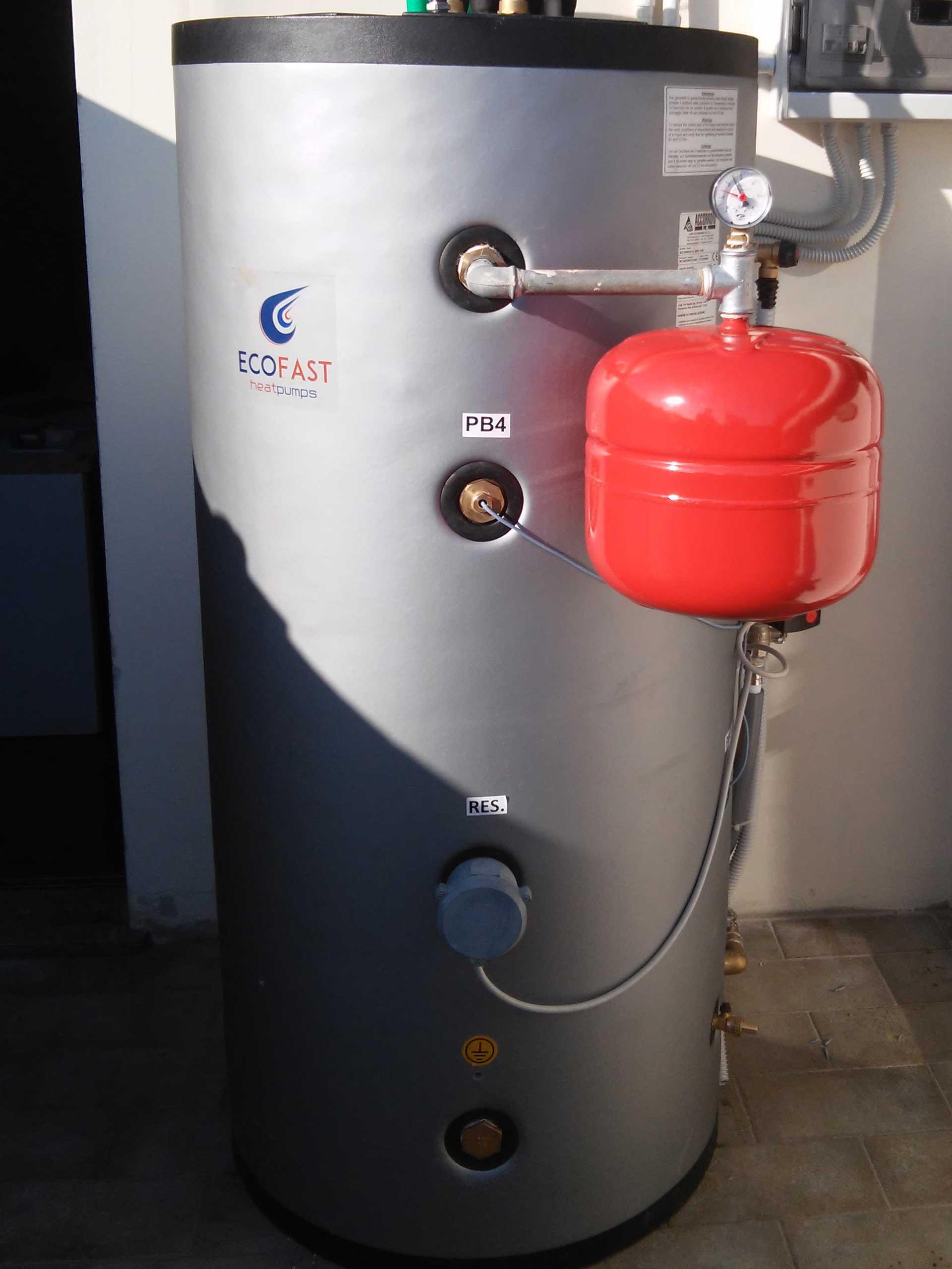 Pompe di Calore Recanati