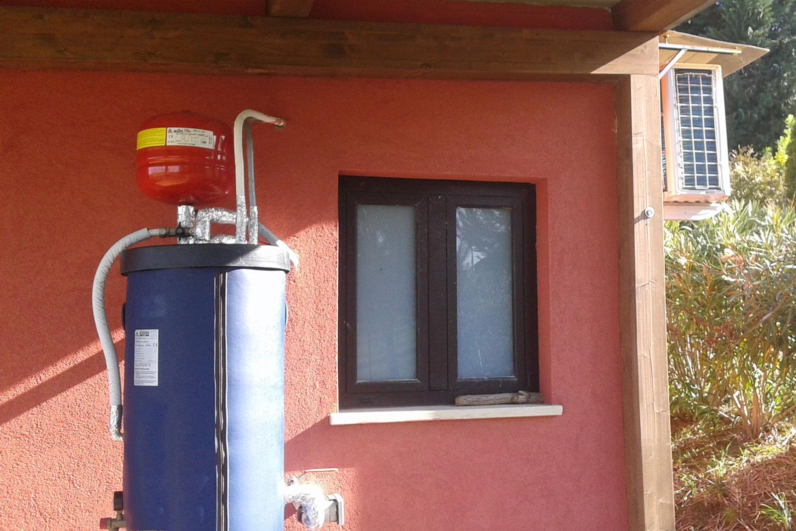 Pompe di calore ancona installatore