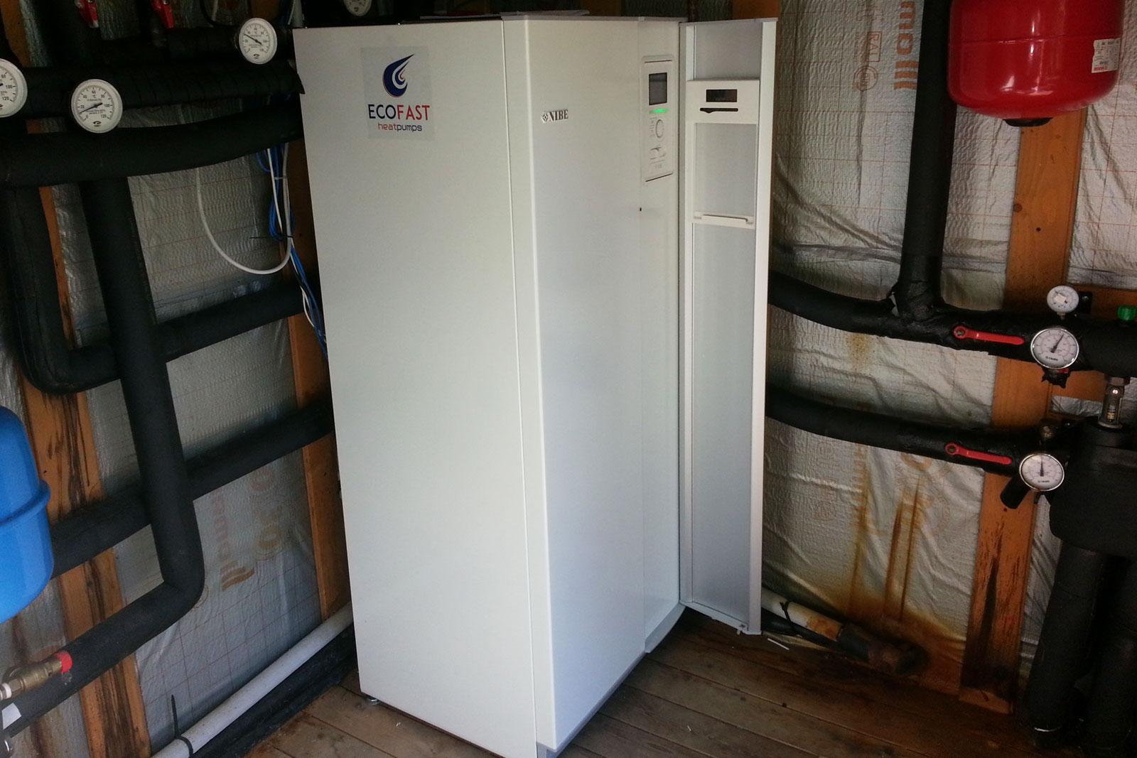 Pompa-di-calore-nibe-installata