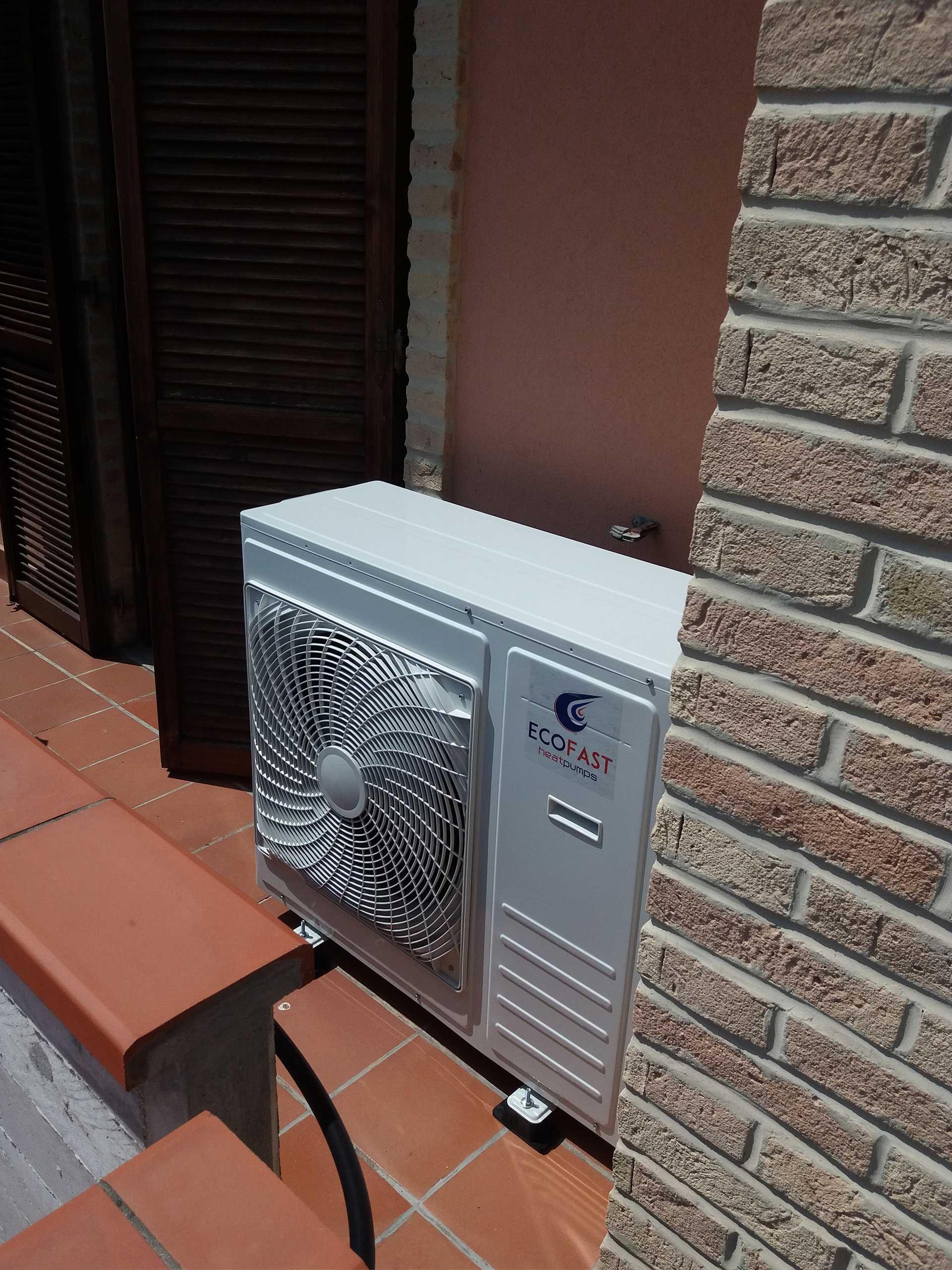 Climatizzazione-Ancona